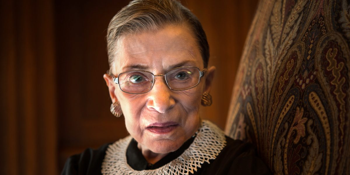 Shocker — RBG to the Rescue! Ruth Bader Ginsberg Just Blocked Lower Court Ruling on Trump Tax Returns