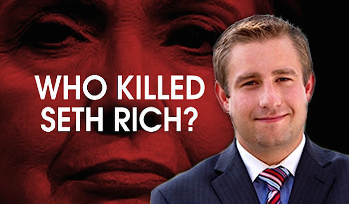 Photo of Seth Rich Murder Bombshell: Witness Prepared to Identify 2 Killers, BOTH Government Agents