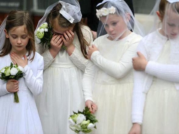 """Photo of US Government Approved Thousands Of Child Bride Requests: """"Middle Easterners Had Highest Percentage Of Approved Petitions"""""""