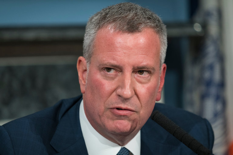 Photo of WHAT??? Bill DeBlasio's Wife Can't Explain Where $850 Million American Tax Dollars Went