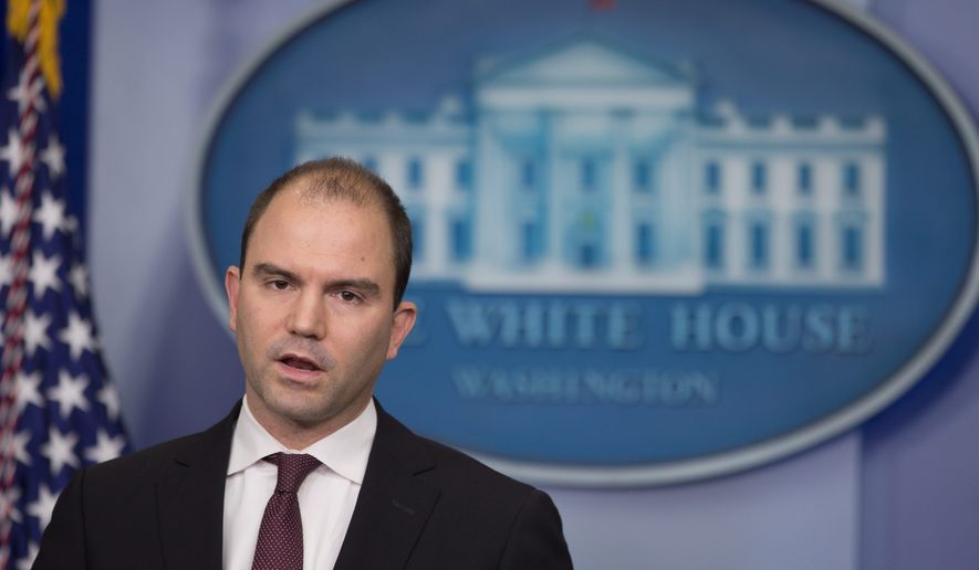 Photo of Former Obama Adviser Ben Rhodes Drops a Bombshell: Yes, Obama Armed Jihadists in Syria