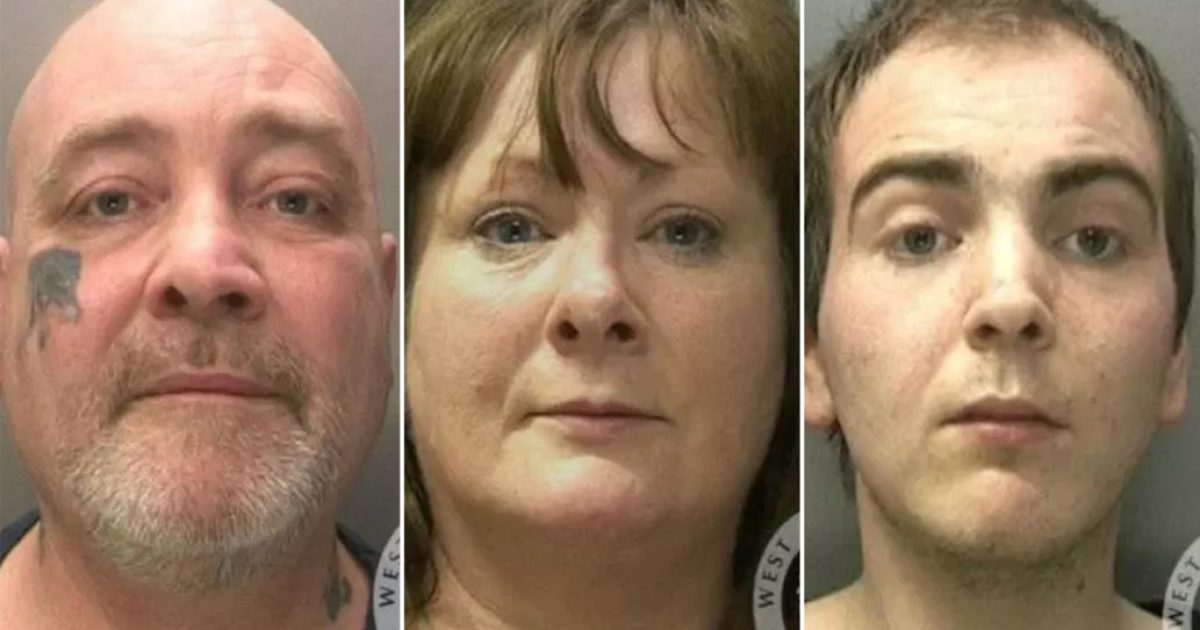 Photo of Pedophile Family Raped Kids For 30 Years – Finally Caught & Sentenced