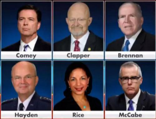 Photo of What Are you Waiting on Mr. President? Revoke Security Clearance For Brennan, Clapper, Comey, McCabe & Rice