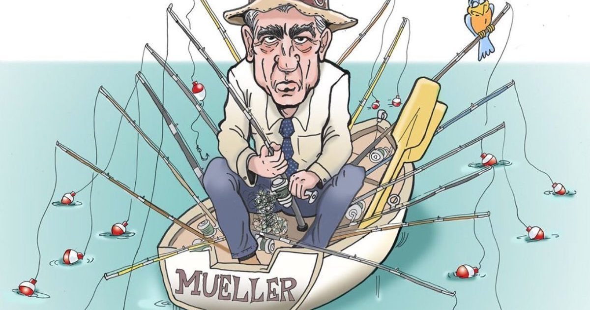 Photo of Time To End Mueller Fishing Expedition & Start New One On Hillary Clinton