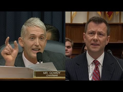 5 Of The Most Controversial Moments From Peter Strzok's Chaotic Testimony To Congress