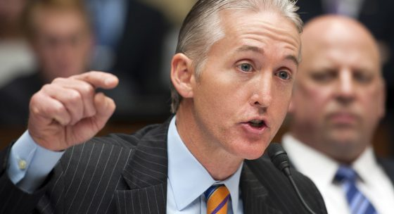 Photo of Trey Gowdy: After 18 Months, There's NO EVIDENCE Of Russian Collusion