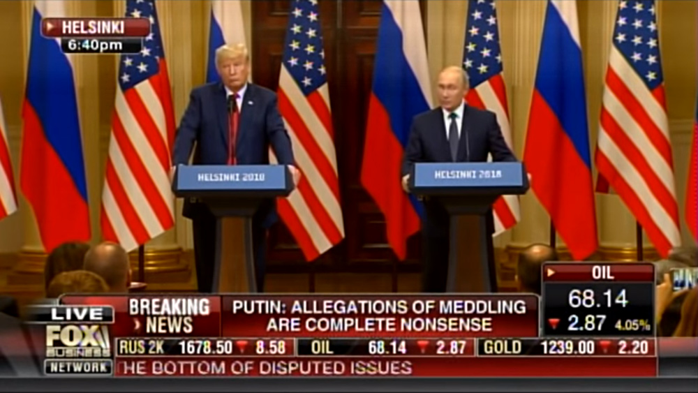 Photo of Did Putin Turn Over Information That Could Lead to the Arrest of Barack Obama and Hillary Clinton?
