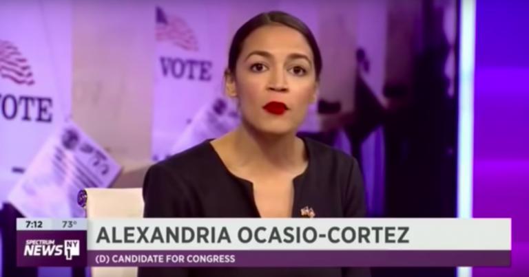 Alexandria Ocasio-Cortez Changes Her Bio – Still Lying About Her Past