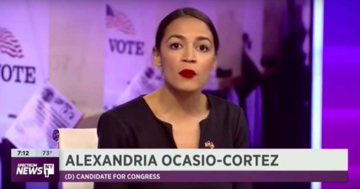 Photo of Alexandria Ocasio-Cortez Changes Her Bio – Still Lying About Her Past