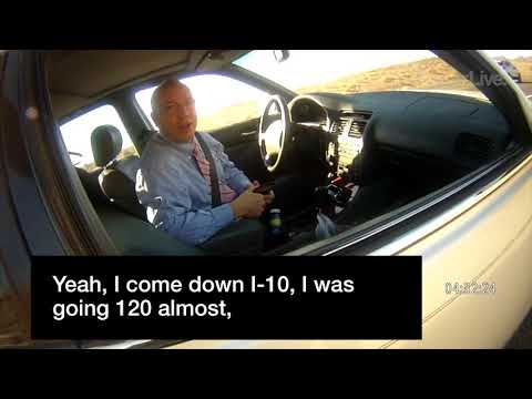 Photo of Video: Arizona Lawmaker Caught Doing 95 mph and Receives NO TICKET Because of Legislative Immunity