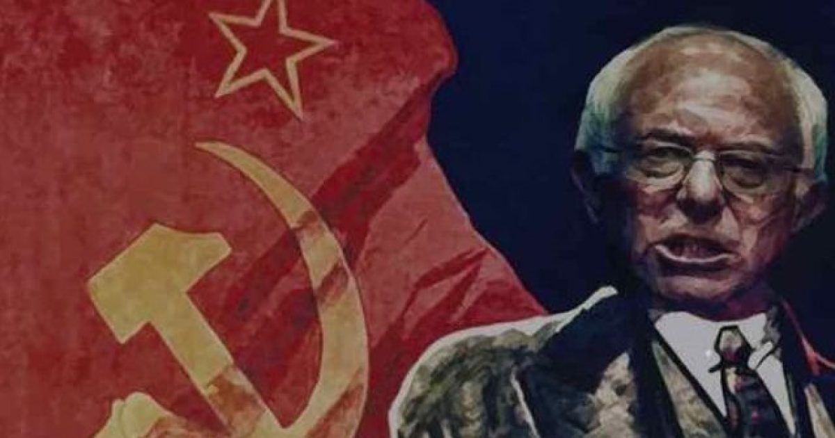 "Photo of Socialist Senator Who Flew Soviet Flag Accuses Trump Of Being ""Under Russian Influence"""