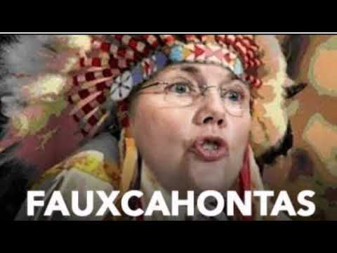 "Photo of Trump Says He Would Offer Elizabeth ""Fauxcahontas"" Warren $1 Million to Prove She's Native American"
