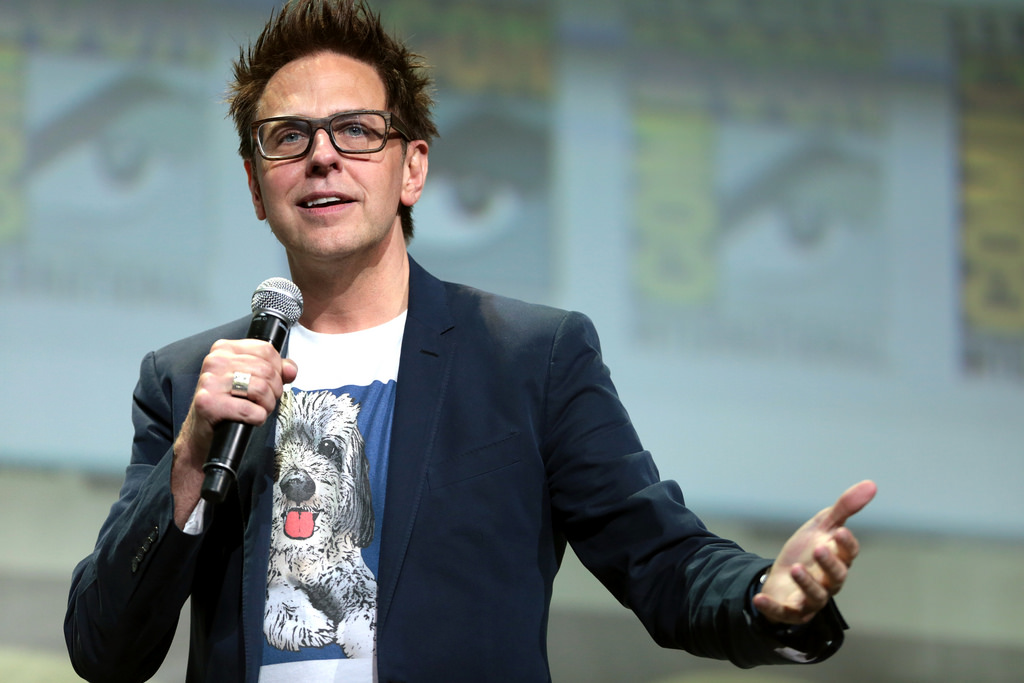 "Photo of Where's the media outrage? Disney movie director James Gunn has LONG history of ""joking"" about his child rape fantasies"