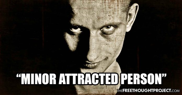 Photo of Normalization of Pedophilia Goes Mainstream, Child Molesters Rebranded as 'Minor Attracted Persons'