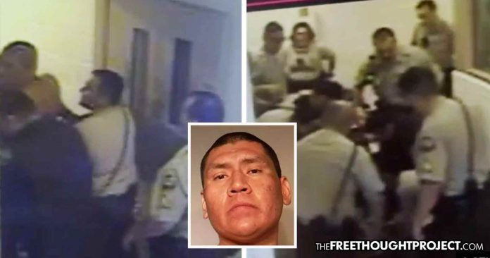 Photo of Ten Cops Beat Native American to Death on Video, His Death Ruled a Homicide, No One Charged