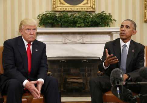 Photo of What? Why Did Donald Trump Offer Barack Obama $50 Million?