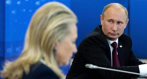 Photo of Putin Busts Hillary: Claims U.S. Intelligence Agents Funneled $400 Million To Her Campaign