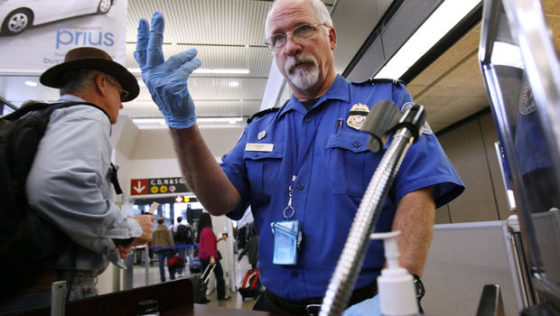 Photo of Secret Surveillance Program: TSA Can Track ALL Americans Like Terrorists