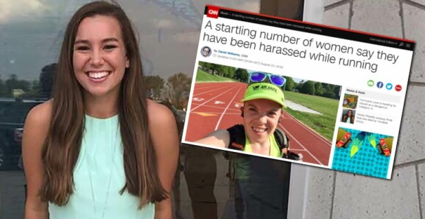 Photo of CNN Tries to Make Illegal Alien Murder of Mollie Tibbetts About 'Harassment While Jogging'