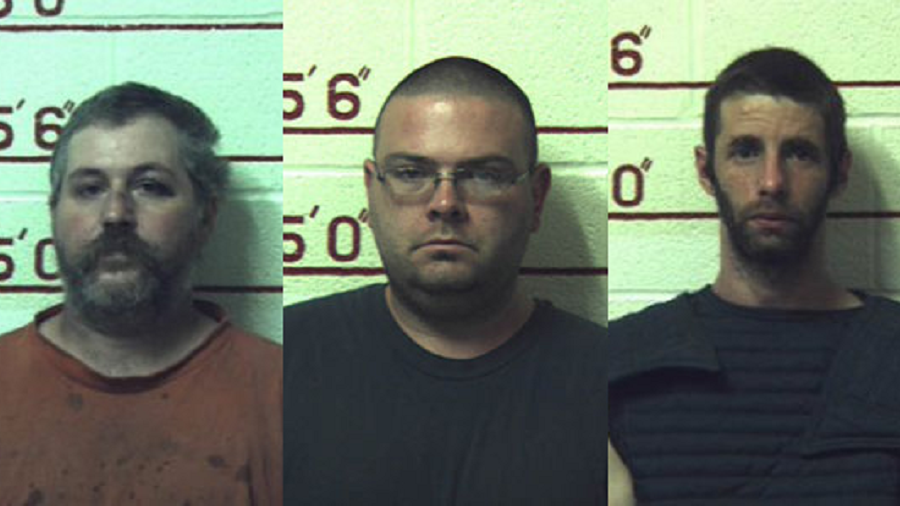 Photo of 3 Pennsylvania men charged with 1,460 counts of 'sexual intercourse with animals'
