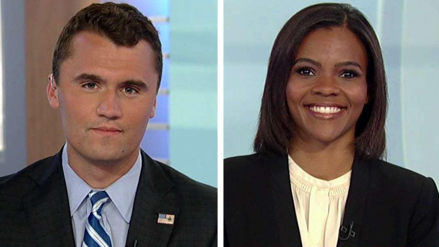 Photo of Candace Owens: 'There Will Be A Major Black Exit From The Democratic Party…We Are Realizing That The Democratic Party Was Always Racist'