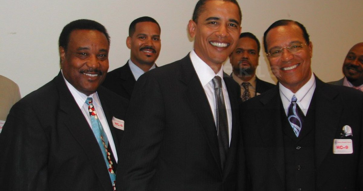 """Photo of Obama's """"N Word"""" Tape Went Public & The Media Covered It Up"""