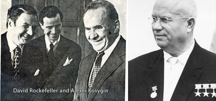 Photo of Forgotten history: how Rockefeller bankrolled Soviet Russia