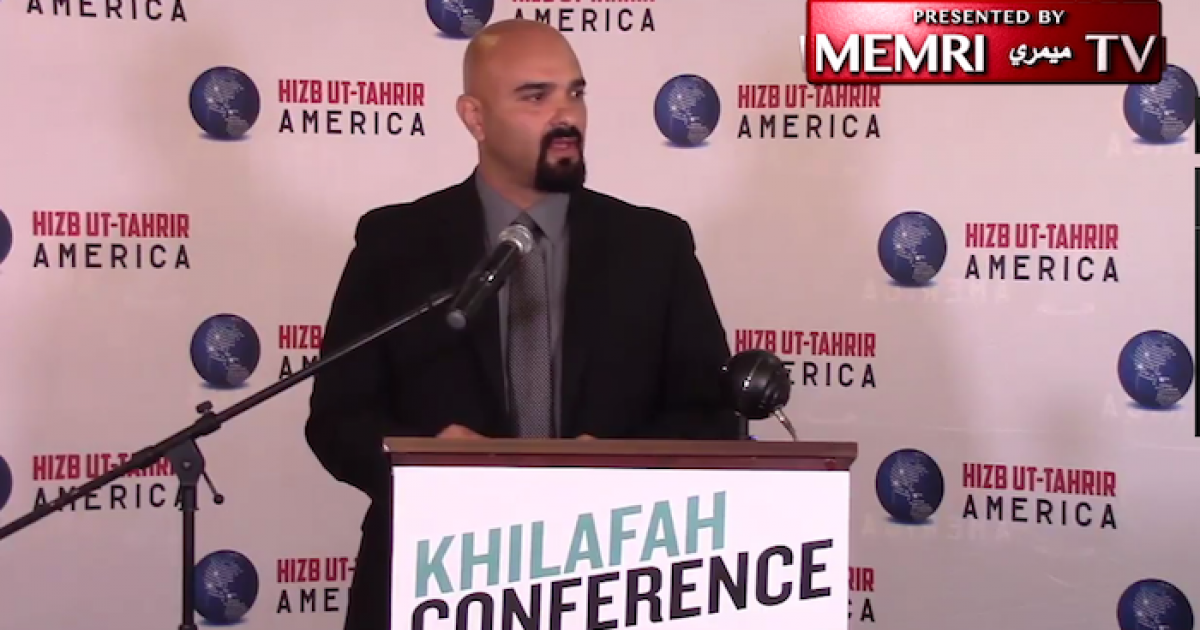 """Photo of Illinois: Muslim Leader: """"Everything We Represent Goes In Total Contradiction To What The West Represents"""""""
