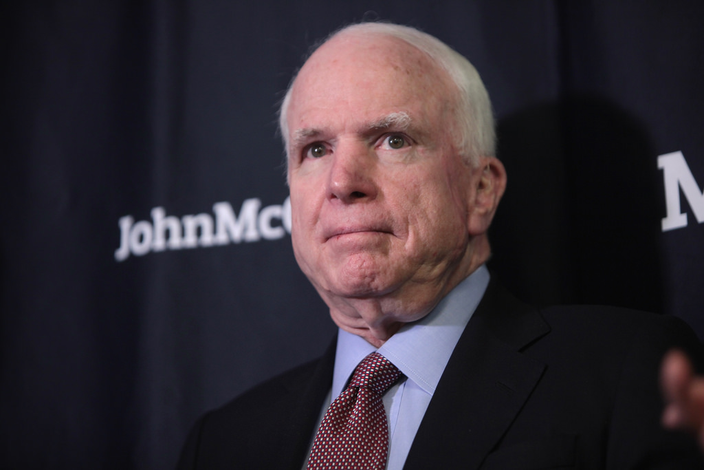 Photo of Cancer deaths of John McCain, Ted Kennedy show total failure of the pharma-controlled cancer industry that only deals poison and death