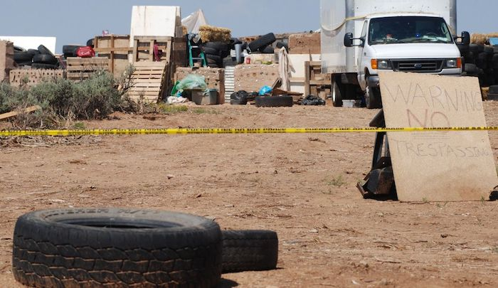 Photo of FBI Stalled On Entering New Mexico Jihad Compound Until Local Cops Finally Went In On Their Own