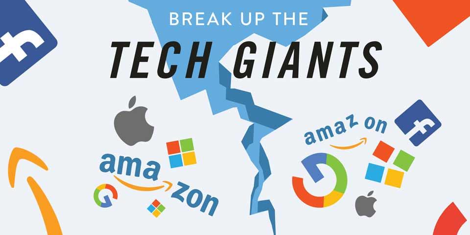 Photo of U.S. tech giants are waging a war against free speech