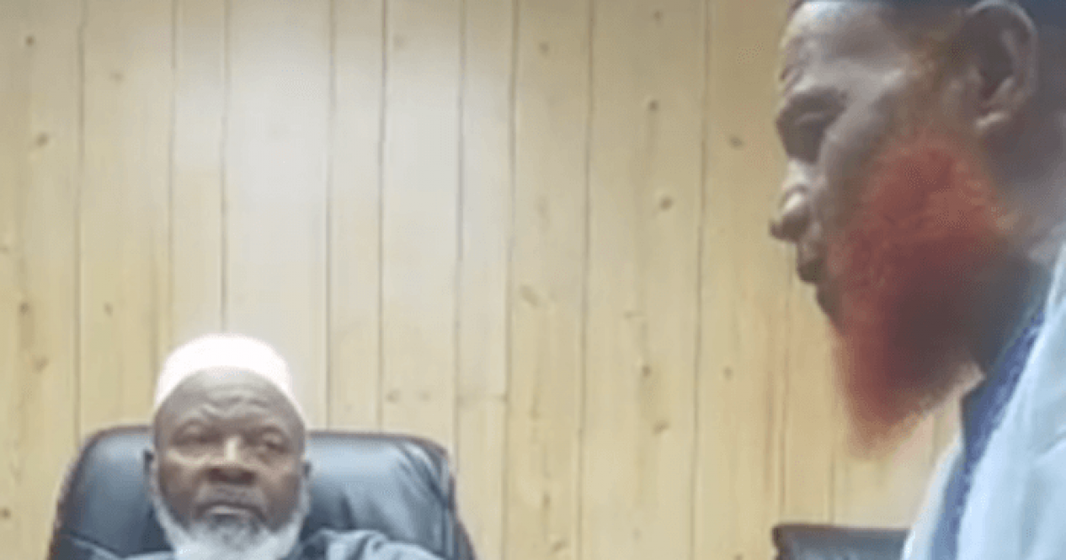 """Photo of Imam Whose Son Was Training School Shooters Blasts Reporters On New Mexico Compound: """"They Hate Islam"""""""