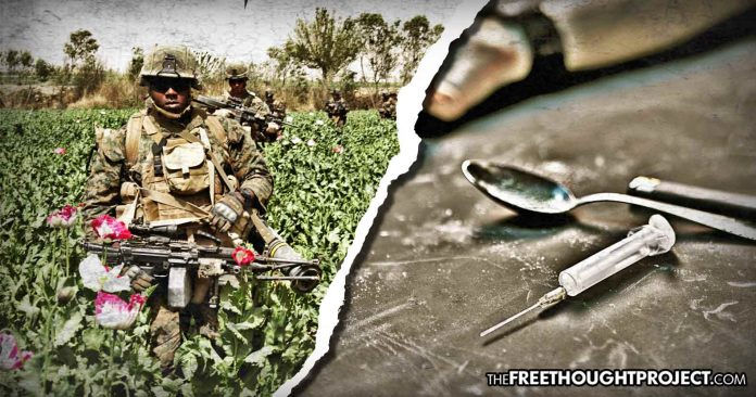 Photo of Government's Own Report Shows Tax Dollars Spent in Afghanistan Have Boosted Opium Production