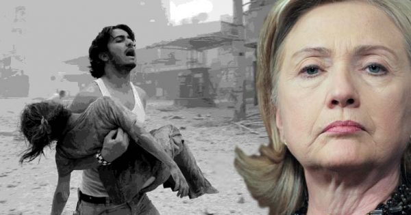 Photo of 2016 — Pulitzer Prize Winning Journalist: Hillary Approved Sending Sarin Gas to Rebels to Frame Assad, Start Syrian War
