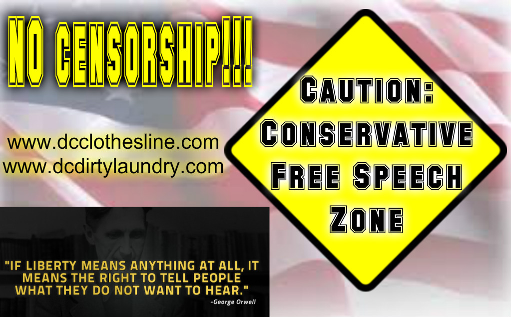 "Photo of Conservative FREE SPEECH is BACK! Introducing The ""Conservative Free Speech Zone"""
