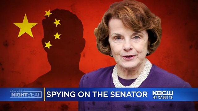 "Photo of President Trump Asks if Dianne Feinstein will ""Investigate Herself"" over Chinese Spy that she Employed for 20 Years"
