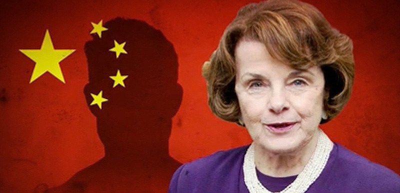 Photo of Is Senator Dianne Feinstein Working for China?