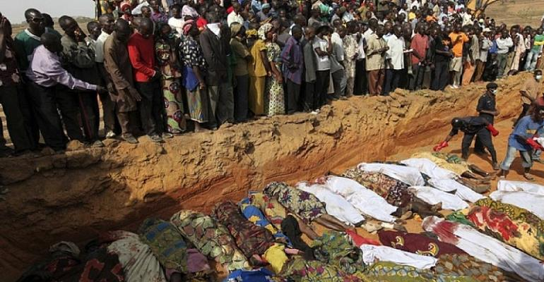 Photo of Extermination of Christians: More than 6000 killed in Nigeria in 6 months