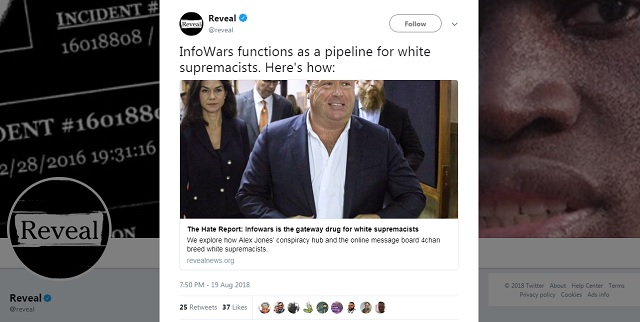 Photo of Google-Funded News Org Justifies Google's Censorship: Infowars Is 'Gateway' For White Supremacists