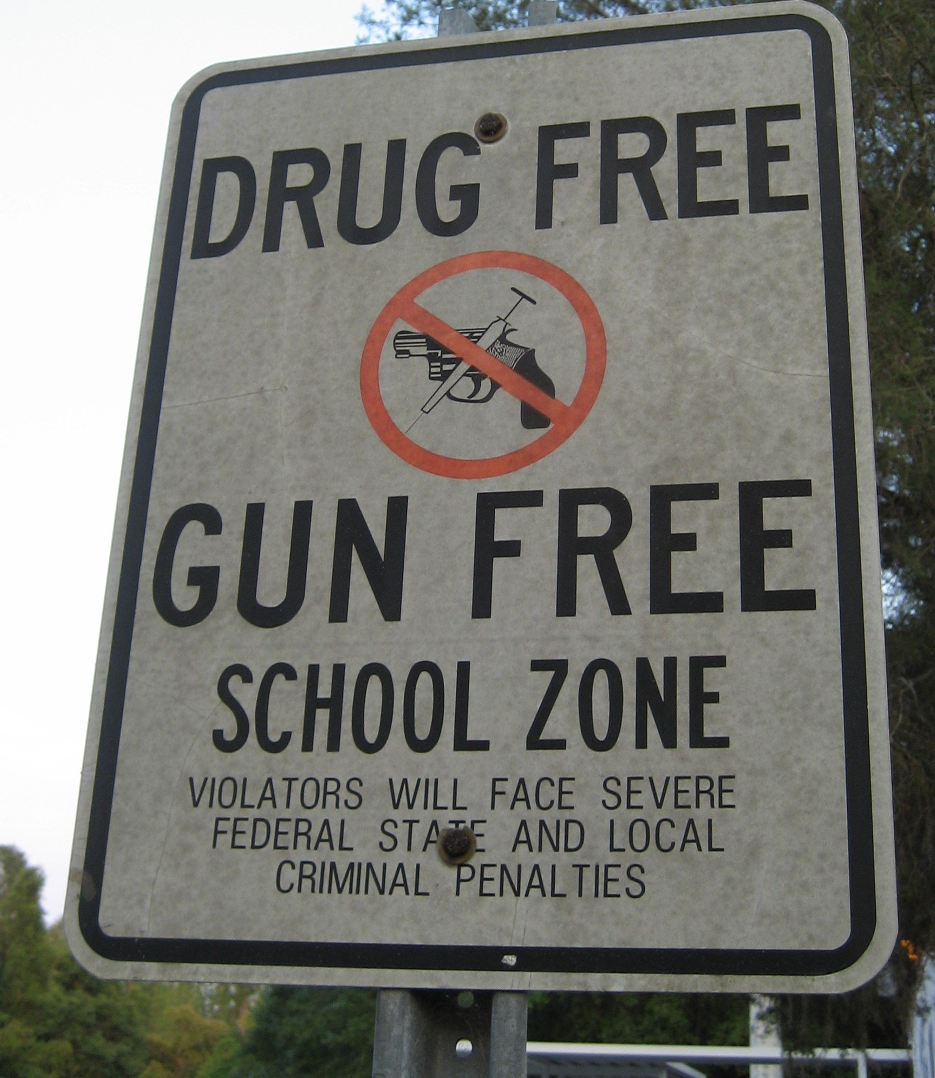 Photo of The Moral Problem With Most Gun Free Zones