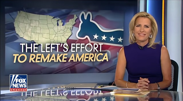 Photo of Ingraham: 'Massive Demographic Changes Have Been Foisted On The American People' Which No One Voted For