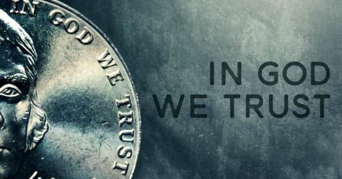 "Photo of Should ""In God We Trust"" Return to Public Life and Be Backed by Law?"