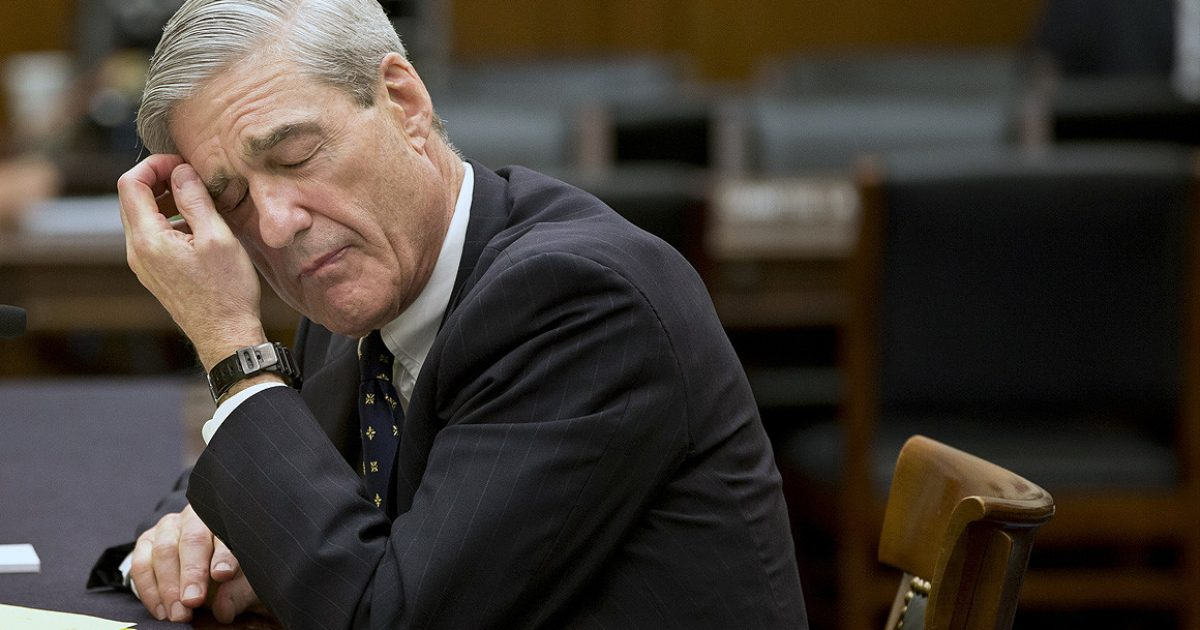 Photo of You're Surrounded Mr. Mueller, Give Yourself Up – The Truth is Becoming Too Big To Hide