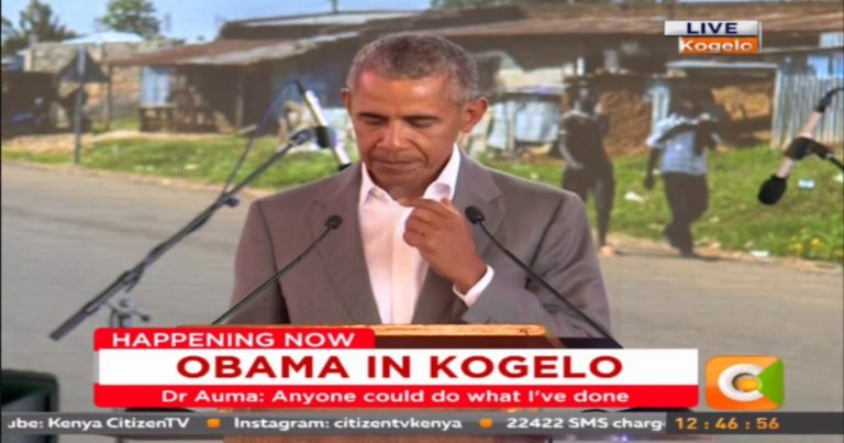 Barack Hussein Obama: Con Man & Criminal Admits He is Foreign-Born