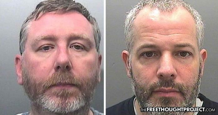 Photo of Cop and State Attorney Jailed After Fellow Cops Caught them Raping a Baby and Filming It