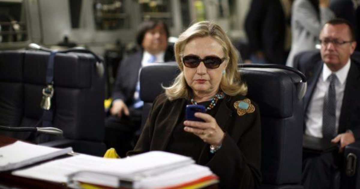 Photo of Judicial Watch Uncovers More Classified Info In Hillary Email Server Crime – Demands DOJ Re-open Probe