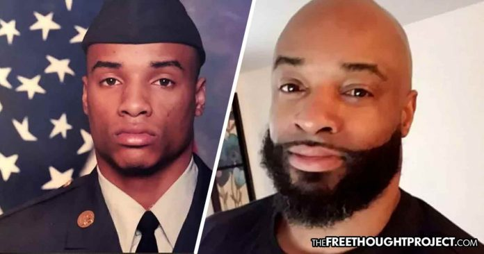 Photo of Family Begs for Answers After Veteran Dies in Police Custody—Claim His Organs are Missing