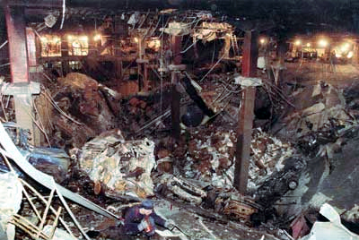 Photo of World Trade Center bomber suing federal prison system over religious rights