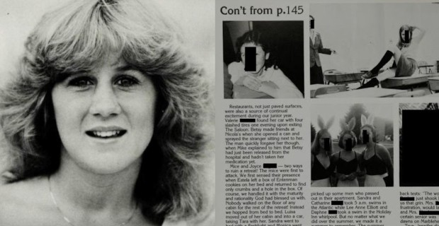Photo of Bombshell: Kavanaugh Accuser's Salacious High School Yearbooks Scrubbed From The Internet