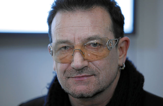 Photo of Bono: African Migrants Full of 'Youthful Energy' Needed to Replace 'Senile,' Aging Europeans